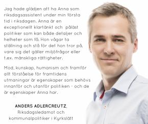 Sagt om Anna – AndersAdlercreutz
